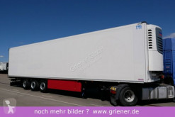 Schmitz Cargobull SKO 24 / LENKACHSE / DOPPELSTOCK / BLUMENBREITE