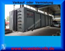 equipamientos Renders Stahl- Muldenaufbau ( Schrottmuldenaufbau )für