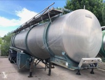 Magyar semi-trailer used food tanker