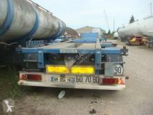 Semi remorque Asca SURBAISSE 20 30 PIEDS porte containers occasion