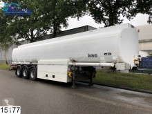 semirimorchio Van Hool Fuel 42000 liter, 2 liquid meters, 5 compartments, 0,46 Bar, 50c