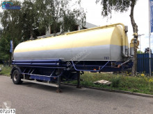 Welgro Silo 90 WLA 23 - 16, 6 Compartments semi-trailer used tanker