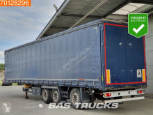 semi remorque Kögel S24-1 Steeraxle Sideboards SAF