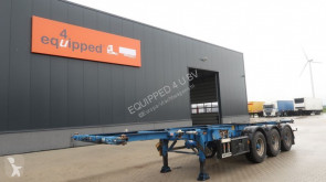Groenewegen 20FT/30FT ADR (EX/II, EX/III, FL, AT, OX), ALCOA, NL-Chassis semi-trailer used