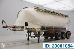 Spitzer Cement bulk semi-trailer