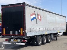 semi reboque Schmitz Cargobull SCHUIFZEIL MET BORDEN / DISC BRAKES / CODE XL