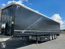 Krone tarp semi-trailer Profiliner SDP 27 Rungentaschen