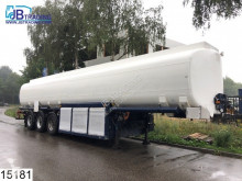 Semirimorchio cisterna Van Hool Fuel 42000 liter, 2 liquid meters, 5 compartments, 0,46 Bar, 50c