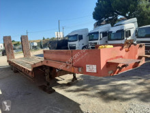 Demico heavy equipment transport semi-trailer SR2532