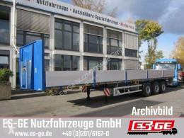 نصف مقطورة منصة Es-ge 3-Achs-Sattelanhänger - Bordwände - CV