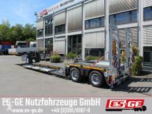 Semitrailer Faymonville 2-Achs-Tiefbett MAX510 (Forst) platta begagnad