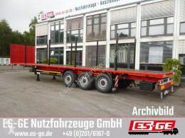 Sættevogn flatbed Kögel Multi Chassis - 3-Achs-Sattelanhänger