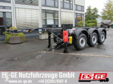 Fliegl 3-Achs-Containerchassis 20ft Auflieger