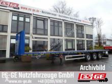 Semitrailer platta nc Es-ge 3-Achs-Sattelanhänger - Rungen - CV