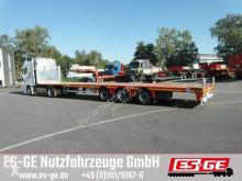 Naczepa Faymonville 3-Achs-Megatrailer platforma używana