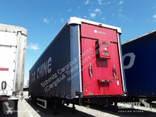 Leciñena Curtainsider Mega semi-trailer