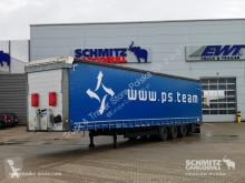 نصف مقطورة Schmitz Cargobull Schiebeplane Mega ستائر منزلقة (plsc) مستعمل