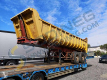 Trailer Fruehauf D33C2NL / tweedehands kipper