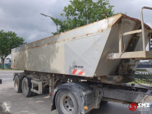 Trailor Oplegger semi-trailer used tipper