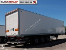 Lecitrailer box semi-trailer FOURGONS HAYON 2T PORTE AR FIT