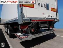 Semitrailer transportbil Lecitrailer FOURGONS HAYON 2T PORTE AR FIT