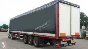 trailer Piacenza Centinato con sponde