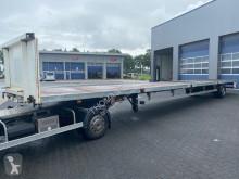 semirremolque Veldhuizen DT5500, 13.60 Mtr, Lenk / Steering / Stuuras