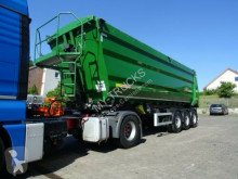 Kempf SKM 35/3 43m³ / Leasing semi-trailer used tipper