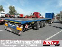 Sættevogn flatbed Kögel 3-Achs Sattlanhänger