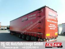 Návěs posuvné závěsy Kögel 3-Achs-Sattelanhänger, Schiebeplane