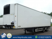 Trailer Chereau STEER+LIFT carrier taillift tweedehands koelwagen mono temperatuur