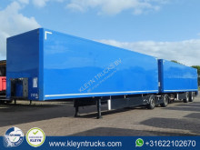 Tracon Uden TO1518 CITY LZV steeraxle li semi-trailer used
