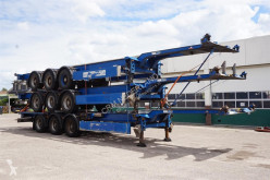 Trailer Carnehl Container chassis Steel suspension / 4940KG / 40ft. tweedehands containersysteem