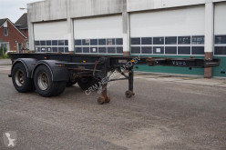 Craven Tasker Container chassis Steel suspension / 20ft. / 3290KG / 23T load capacity Auflieger
