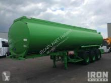 Used tanker semi-trailer Joluso SXCI 3DPB10500