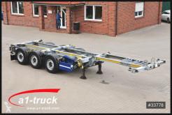 Návěs podvozek použitý Schmitz Cargobull SCF 24 G - 40 Slider verzinkt GGVS/ ADR