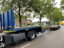 TSR 3.S0U-18-30.1N - 3 AS - BED: 9,30 + 6,50 METER semi-trailer used heavy equipment transport