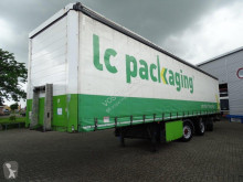 Semi remorque HRD NTS TRAILER / WIDESRPEAD STEERING / CURTAIN SIDE / 2006 rideaux coulissants (plsc) occasion