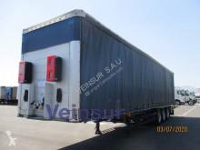 Sættevogn Schmitz Cargobull SCS flatbed brugt