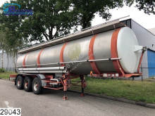 BSL Food 28500 Liter , 5 Compartments, RVS Food tank, 0,3 bar, Steel suspension semi-trailer used tanker