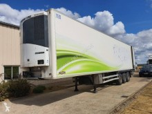Trailer Chereau MULTI TEMPERATURE tweedehands koelwagen multi temperatuur