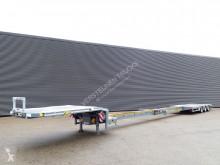 porta máquinas Broshuis 3 ABSD-SL / 12.6 mtr EXTENDABLE / POWER STEERING