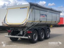 Semirimorchio ribaltabile Schmitz Cargobull Kipper Stahlrundmulde 28m³