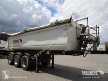 semiremorca Schmitz Cargobull Tipper Steel half pipe body 25m³