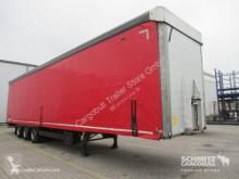 félpótkocsi Schmitz Cargobull Curtainsider Mega Getränke