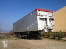 Trailer kipper graantransport GT Trailers TX34CC