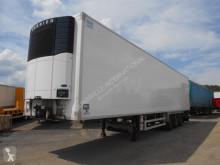 Samro multi temperature refrigerated semi-trailer