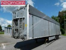 Moving floor semi-trailer H & W HDWDKS38, Schubboden Cargafloor, 96 m³, DE