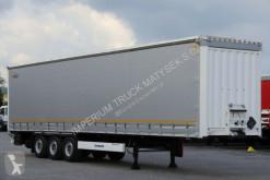 trailer Krone CURTAINSIDER /STANDARD/ SAF AXES /