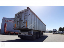 Félpótkocsi Fruehauf Aluminium használt gabonaszállító billenőkocsi